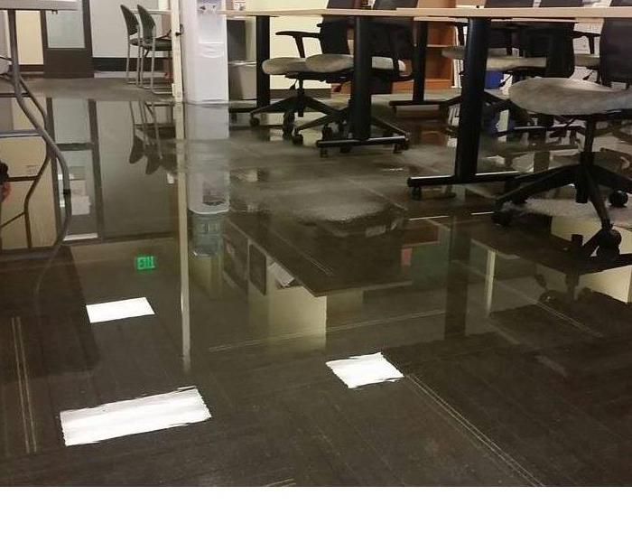 Commercial 3 Common Issues That Cause Water Damage in Commercial Buildings